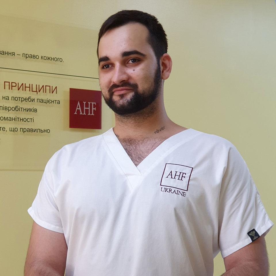 Zainchevsky Dmitry Igorevich